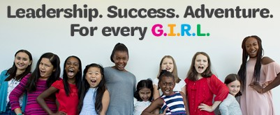 Girl Scouts helps girls develop leadership skills