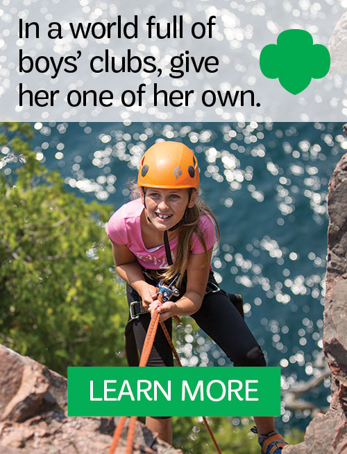 The Girl Scout Difference